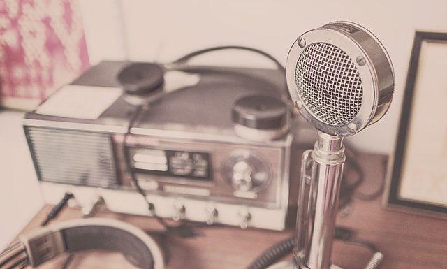 Küchenradio klassisch